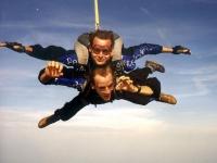 Tandemsprung  Rentner/Studenten  (175€ pro Person) 3000-4000m